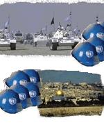 Blue Helmets to Jerusalem